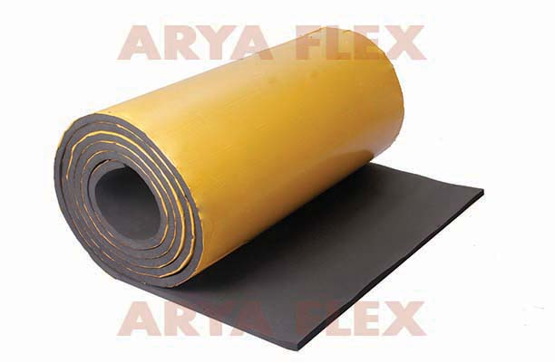 Aryaflex - closed cell Elastomeric Insulations in HVAC systems